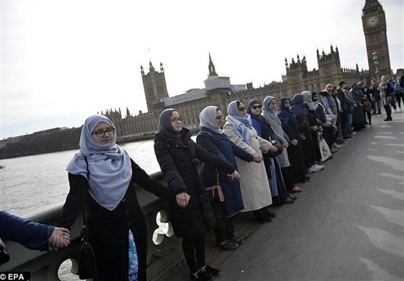 زنان مسلمان لندن