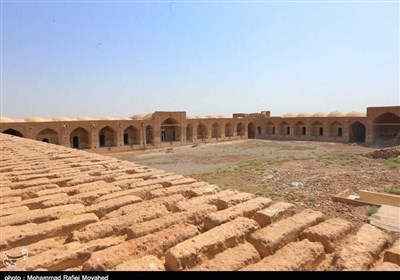 Deir-e Gachin; Mother of Iranian Caravanserais