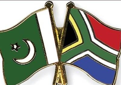 پاکستان وآفریقای جنوبی