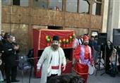 روز جهانی تئاتر و برنامههای شاد نوروزی