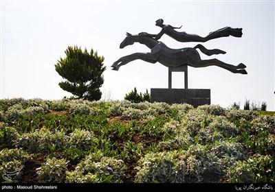 طهران خلال ایام عید النوروز