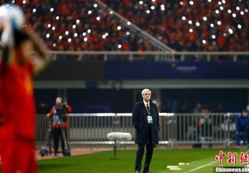 Marcello Lippi Praises Iran Football Team