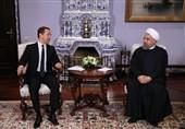 روحانی: التعاون الایرانی الروسی سیترک أثرا ایجابیا على الامن والاستقرار الاقلیمی