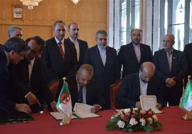 ایران والجزایر