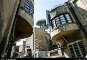 کوچه قرینهای تهران + تصاویر