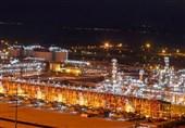 تولید گاز در پالایشگاههای پارس جنوبی روزانه به 550 میلیون متر مکعب رسید