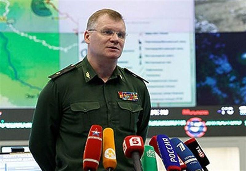 """الدفاع الروسیة تعلق على أدلة """"سی آی ایه"""" المزیفة حول """"کیماوی"""" سوریا"""