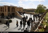 اصفهان| اقامت310 هزار مسافر نوروزی در نصفجهان