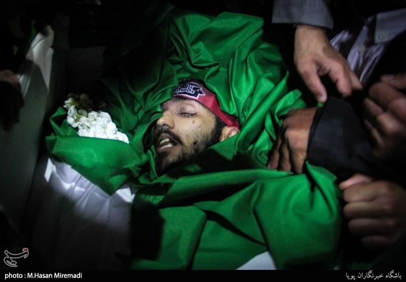 اینستاگرام تشییع شهیدمدافع حرم حسین معزغلامی - اخبار تسنیم - Tasnim