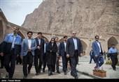 سفر رئیس سازمان میراث فرهنگی، صنایع دستی و گردشگری به کرمانشاه