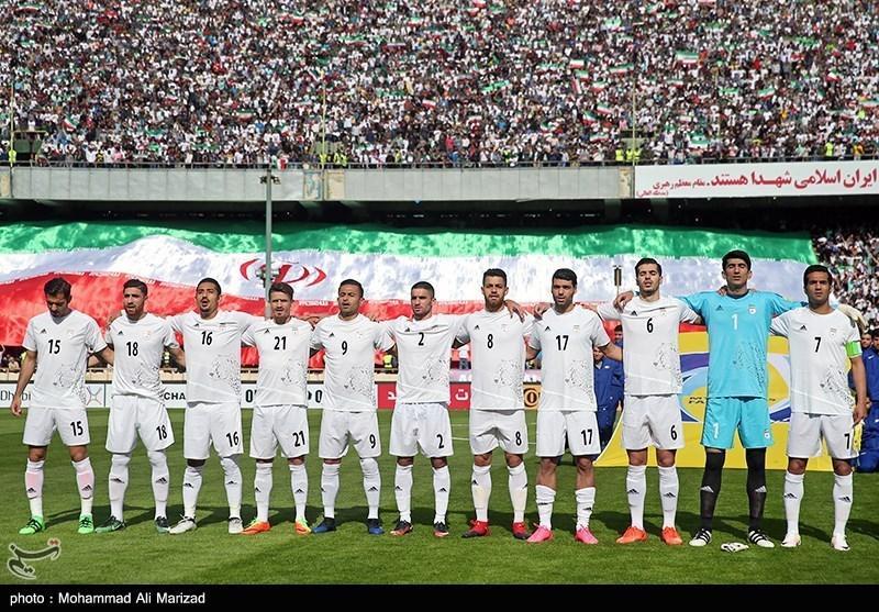 دیدار تیم های ملی فوتبال ایران و چین-2