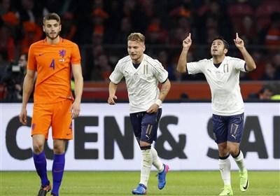 پیروزی ایتالیا، اسپانیا و ایسلند/ شکست خانگی پرتغال