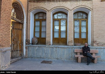 Iran's Beauties in Photos: Asef Vaziri House in Sanandaj