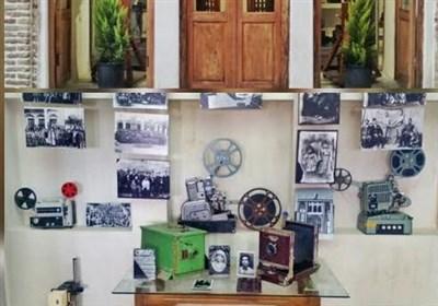 موزه عکس و ادوات سینمایی در باغ فین کاشان راهاندازی شد