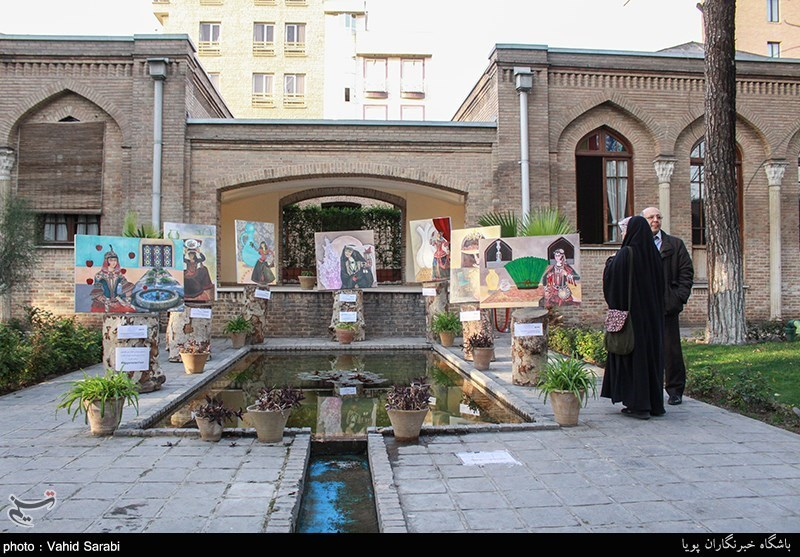 Negarestan Garden: A Historic, Cultural Center in Iranian Capital