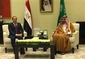 اجتماع بین السیسی والملک سلمان فی ظل الخلافات بین البلدین