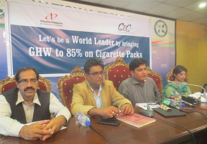 تمباکو نوشی پاکستان میں ہر سال ایک لاکھ آٹھ ہزار گھر اجاڑ دیتی ہے