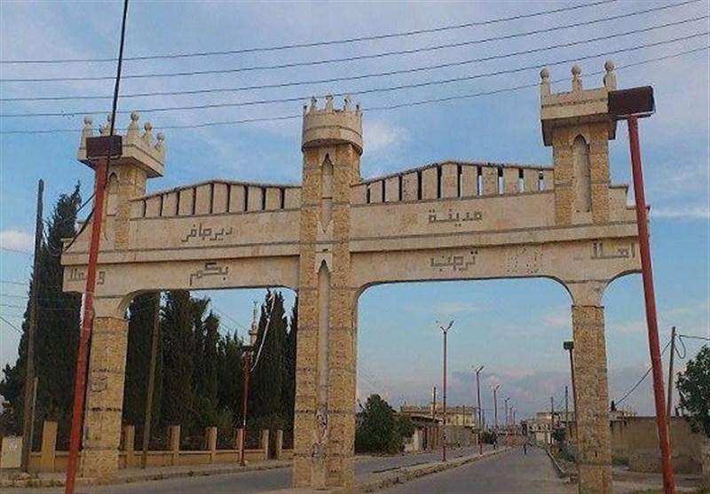 الجیش السوری یدخل أبرز معاقل داعش بریف حلب الشرقی