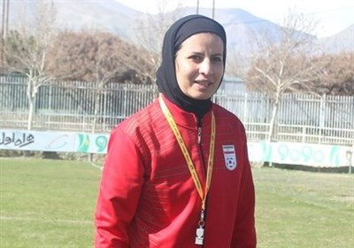 Women's Football Is Improving in Iran, Coach Maryam Azmoun Says