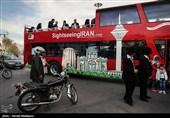 جزئیات ایجاد 3 مسیر توریستی تهران و راهاندازی اتوبوسهای گردشگری
