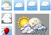 پیش بینی هوای کشور در سه روز آینده/ بارش باران