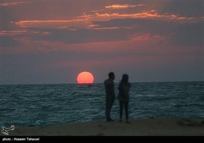 جزيرة كيش في ايام عطلة النوروز