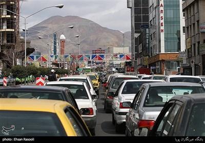 اعمال محدودیت ترافیکی در محورهای مازندران/آغاز بازگشت مسافران نوروزی از فردا