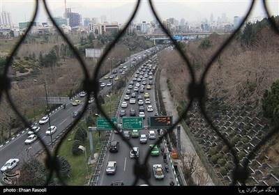 خیابانهای رویایی در « تهران»