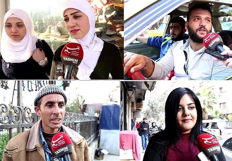 السوریون قالوا کلمتهم: هذه أسرار صمودنا لستّ سنوات.. والنصر على الأبواب+فیدیو وصور