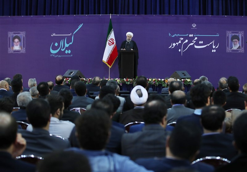 President Rouhani: Job Creation Top Priority