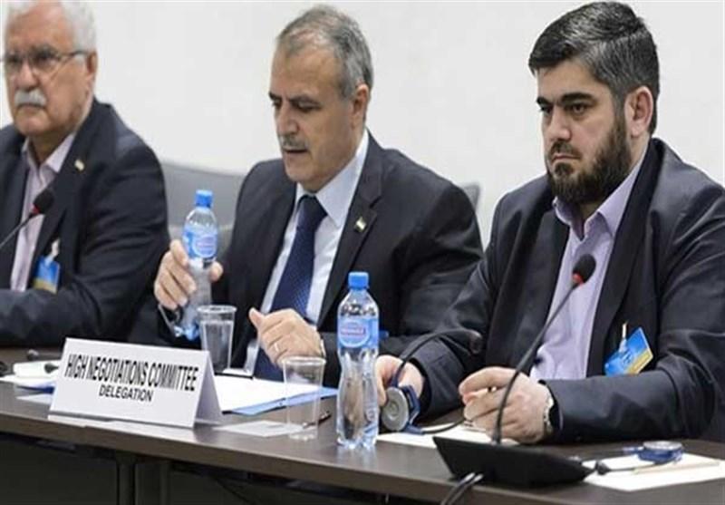 مواضع مخالفان سوری، علت عدم موفقیت در مذاکرات ژنو 8