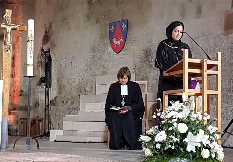 Memorial Service Held in France to Commemorate Germanwings Crash Victims