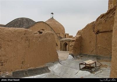 مسجد تاریخی میر عماد کاشان