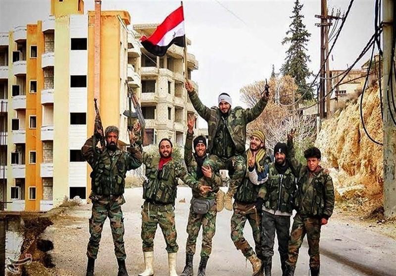 الجیش السوری یحقق تقدما کبیرا فی ریف حماه ویسحق الجماعات الإرهابیة