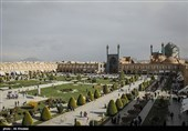 Naghsh-E Jahan Square: A Beatiful Square At Heart of Iran's Isfahan