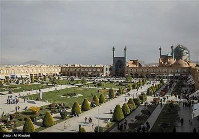 Naghsh-E Jahan Square: A Beatiful Square At Heart of Iran's Isfahan