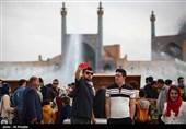 اصفهان|بازدید 550 هزار مسافر از بناهای تاریخی اصفهان در دو روز گذشته