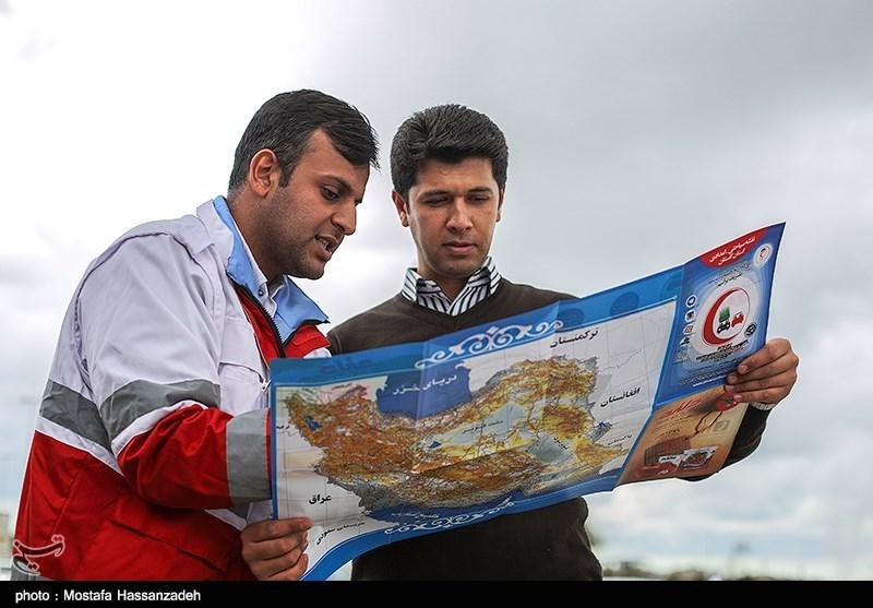 کرمان  بیش از 175 هزار نفر از خدمات پستهای ایمنی و سلامت هلال احمر کرمان بهرهمند شدند
