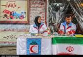 اراک| هلال احمر استان مرکزی به 167 حادثهدیده در طرح نوروزی امدادرسانی کرد
