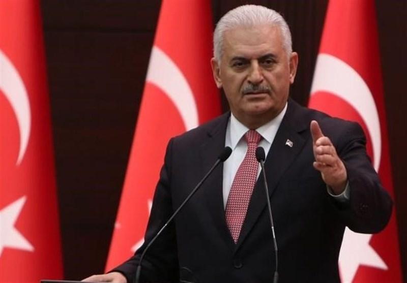 ترک وزیراعظم یلدرم