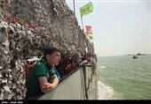 قشم| اهمیت برگزاری اردوهای راهیان نور دریایی دوچندان شده است
