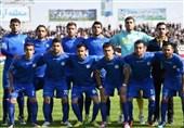 اعتراض هواداران استقلال اهواز به بدقولی وزیر ورزش + عکس