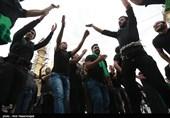 ساری|علمای مازندران در سوگ امام هادی (ع) عزاداری کردند