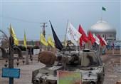 یادمان شهدای عملیات رمضان در خوزستان