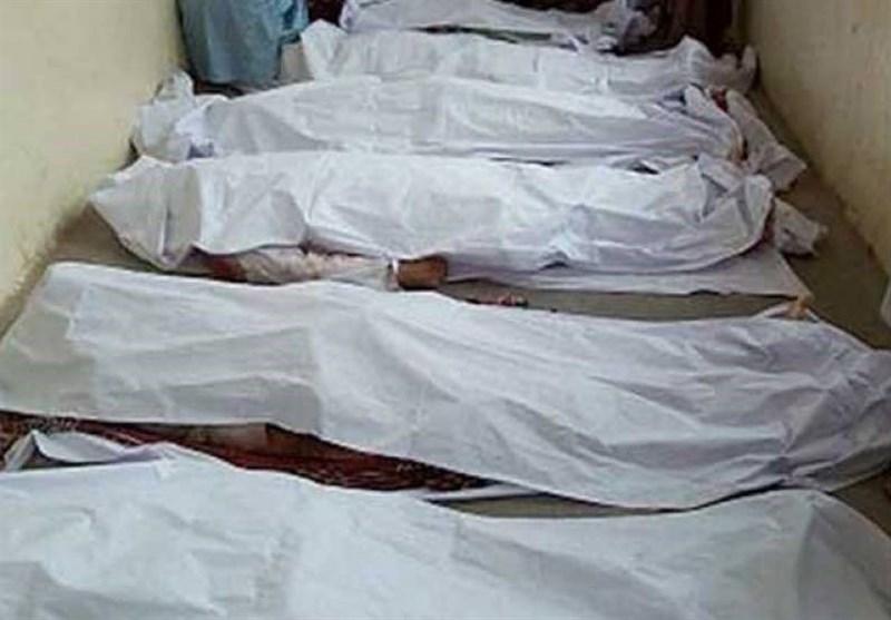 سرگودھا خون سے رنگ گیا / 20 افراد قتل، 4 زخمی + تصاویر