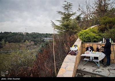 روز طبیعت در پارک طالقانی و بوستان آب و آتش