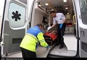 کرمان| 98 بیمار تصادفی در 24 ساعت گذشته به بیمارستانهای کرمان اعزام شدند