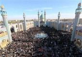 رشد 100 درصدی ورود گردشگران خارجی به آستان هلال بن علی (ع) آران و بیدگل