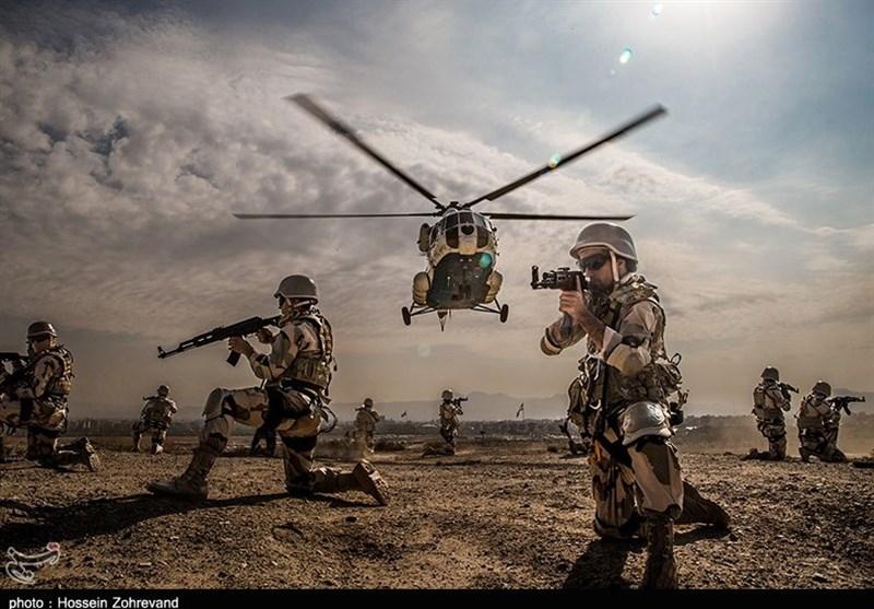زلزله کرمانشاه| اعزام نیروهای یگان فاتحین بسیج به مناطق زلزلهزده