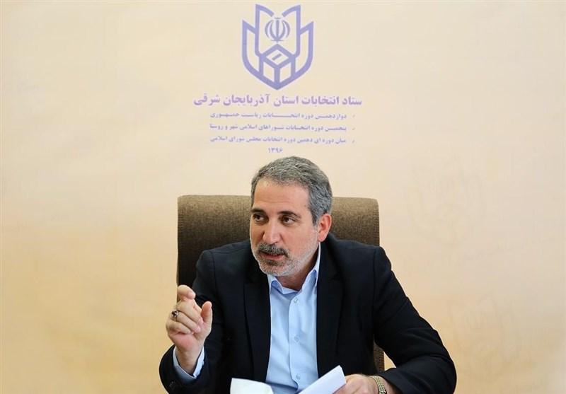 حضور 70 درصدی مردم آذربایجان شرقی در انتخابات ریاستجمهوری و شوراها